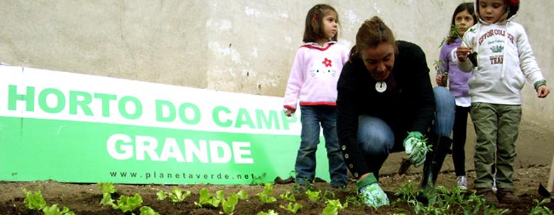 Horto do Campo Grande - Responsabilidade Social