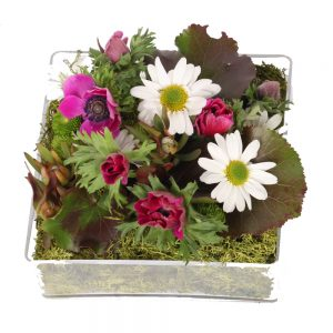 Arranjo de flores sortidas