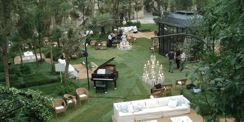 organizacao decoracao casamentos