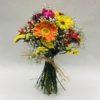 Gerberas, Alstromerias, Margaridas, Peonias e Dianthus Barbatos (Cravo de Poeta)