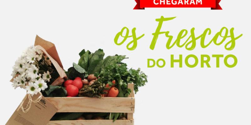 Os Frescos do Horto: Legumes frescos em sua casa!
