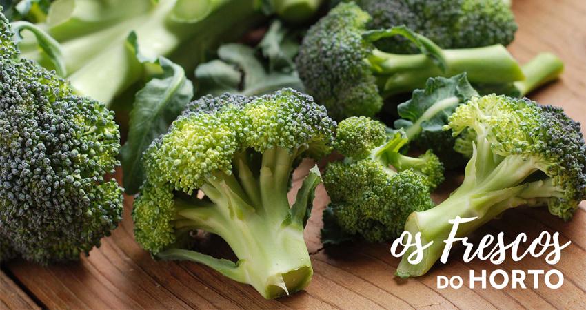 Os Frescos do Horto: Brócolos
