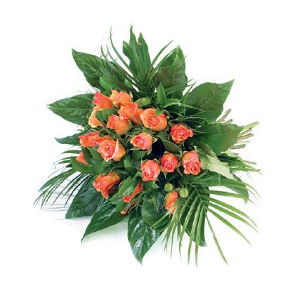Rosas Laranjas