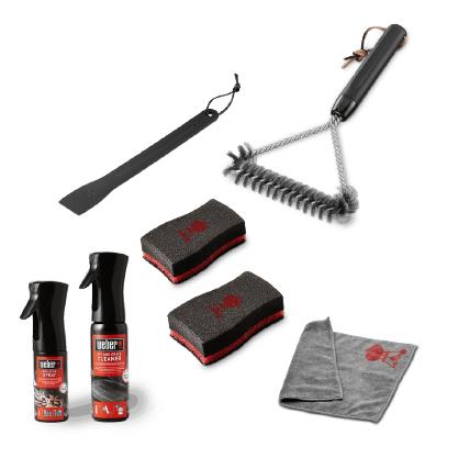 Weber Kit de limpeza para grelhadores Q e Pulse