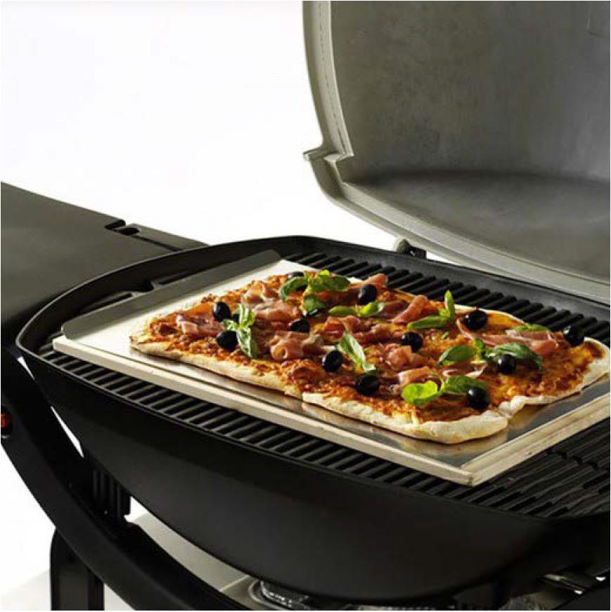 Pack pizza Weber