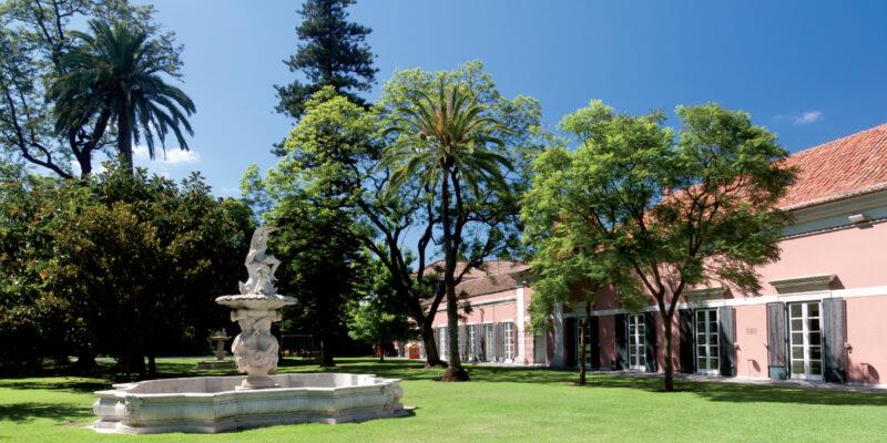 Palácio de Palhavã, memórias senhoriais